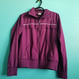 Nike purple jacket